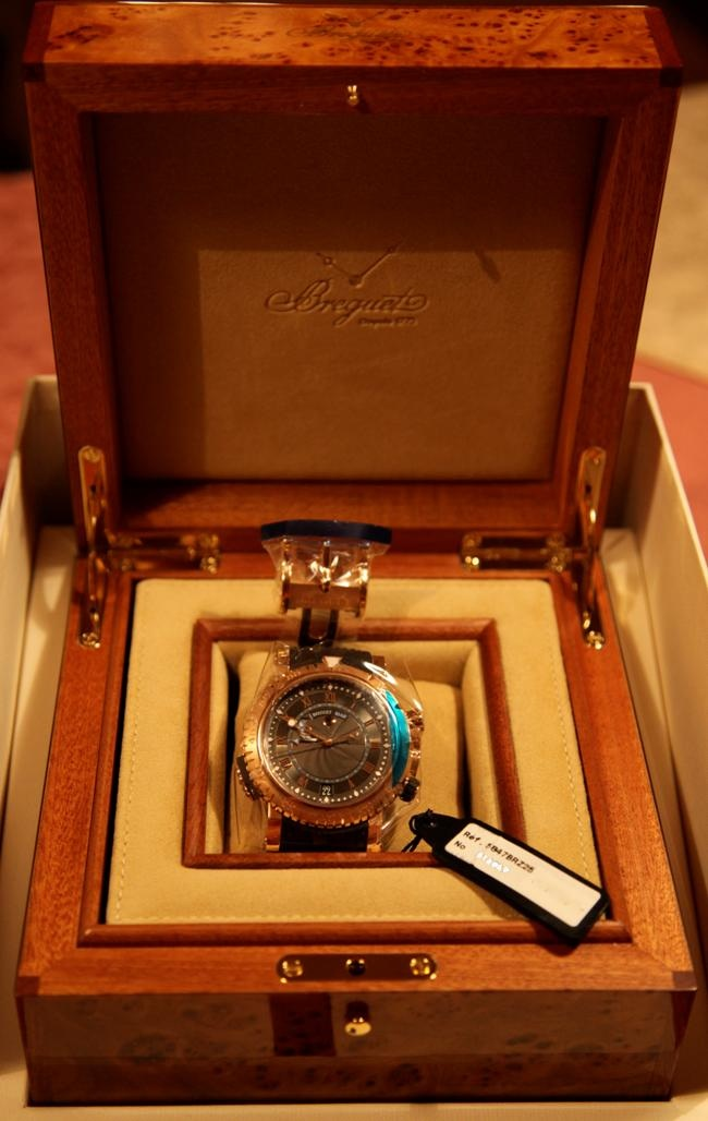 часы Breguet Royale 5847BR/Z2/5ZV