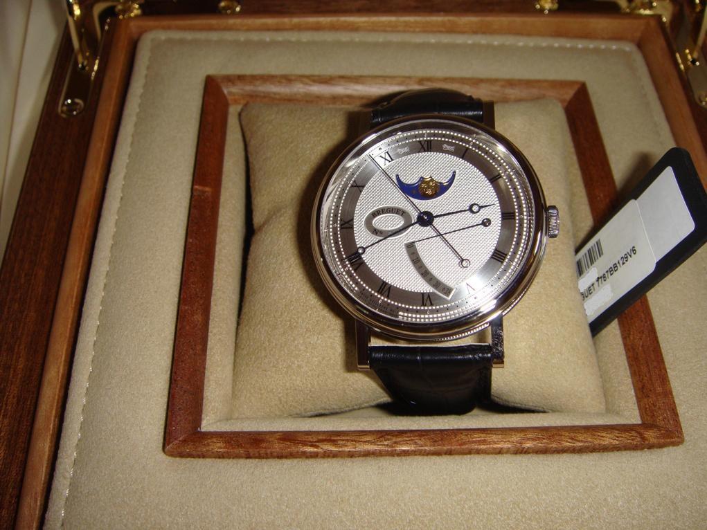 часы Breguet 7787