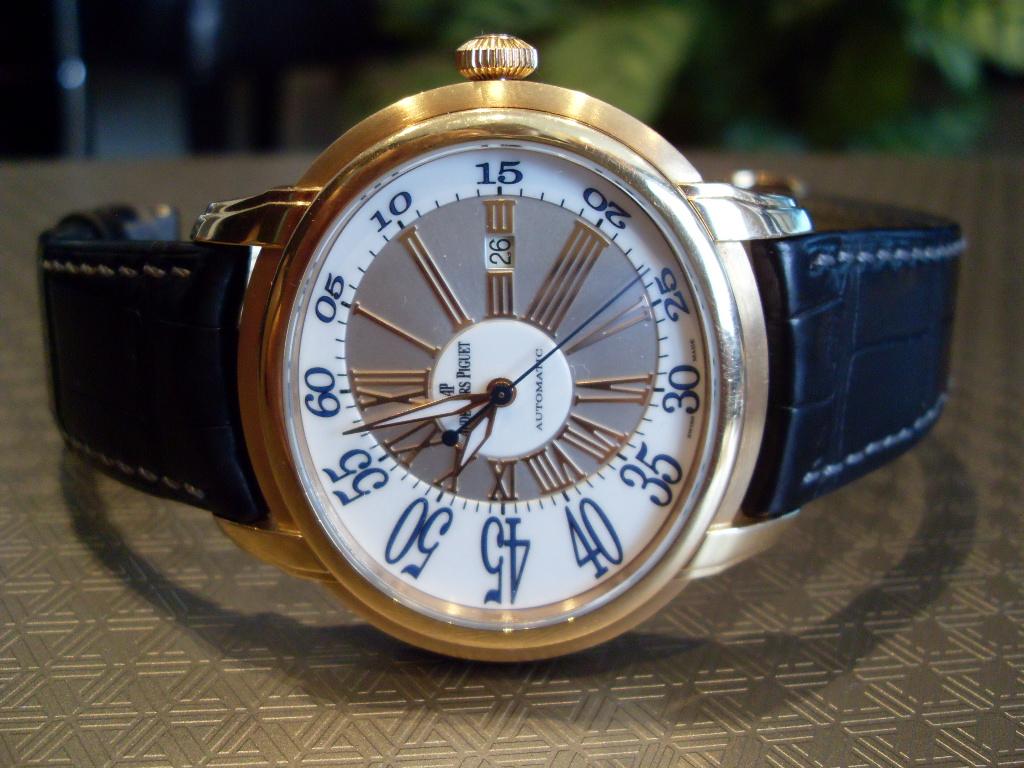 часы Audemars Piguet MILLENARY 4101