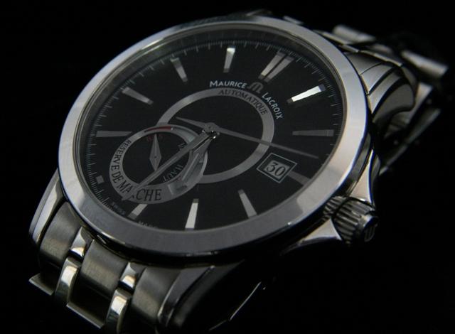 часы Maurice Lacroix Reserve de Marche
