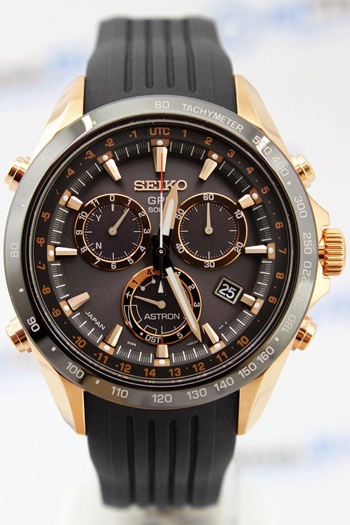 часы Seiko Seiko Astron GPS Solar Novak Djokovic Limited Edition