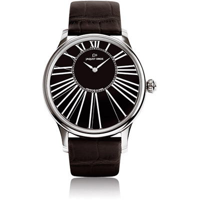 часы Jaquet-Droz Petite Heure Minute medium Steel