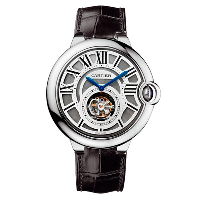 часы Cartier Tourbillon