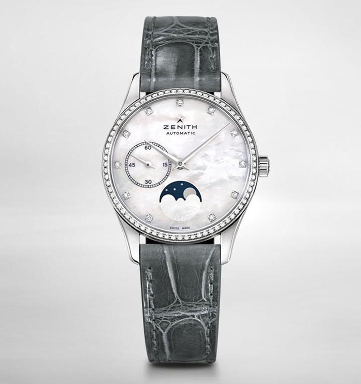 часы Zenith ELITE LADY MOONPHASE