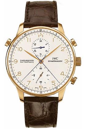 часы IWC Portuguese Chronograph