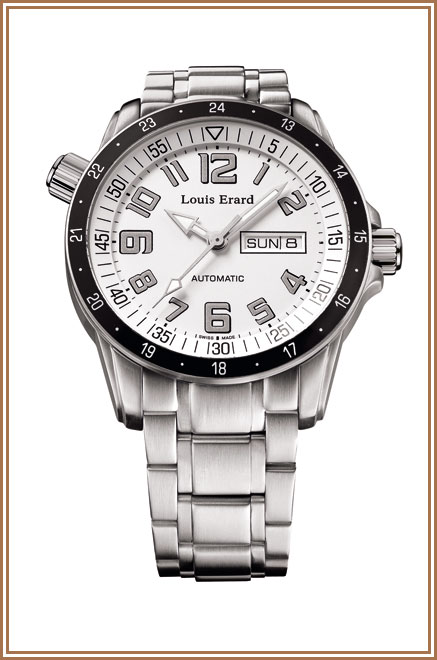 часы Louis Erard 72430AS01M