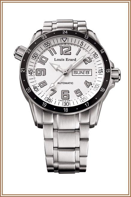 ���� Louis Erard 72430AS01M