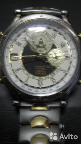 часы Seiko Часы seiko quartz perfetual calendar 6M13-0010 B3