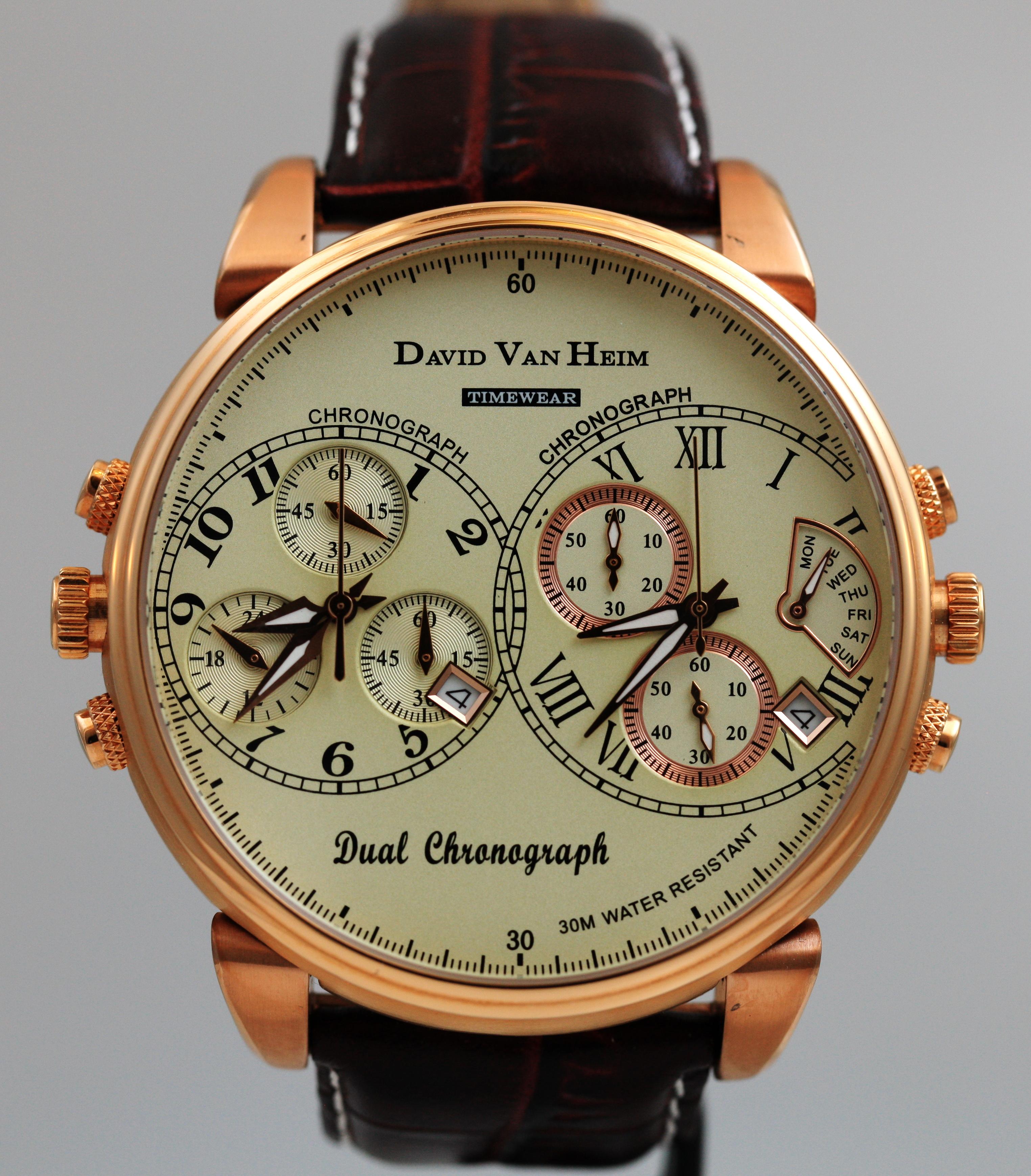 Необычные наручные мужские часы купить