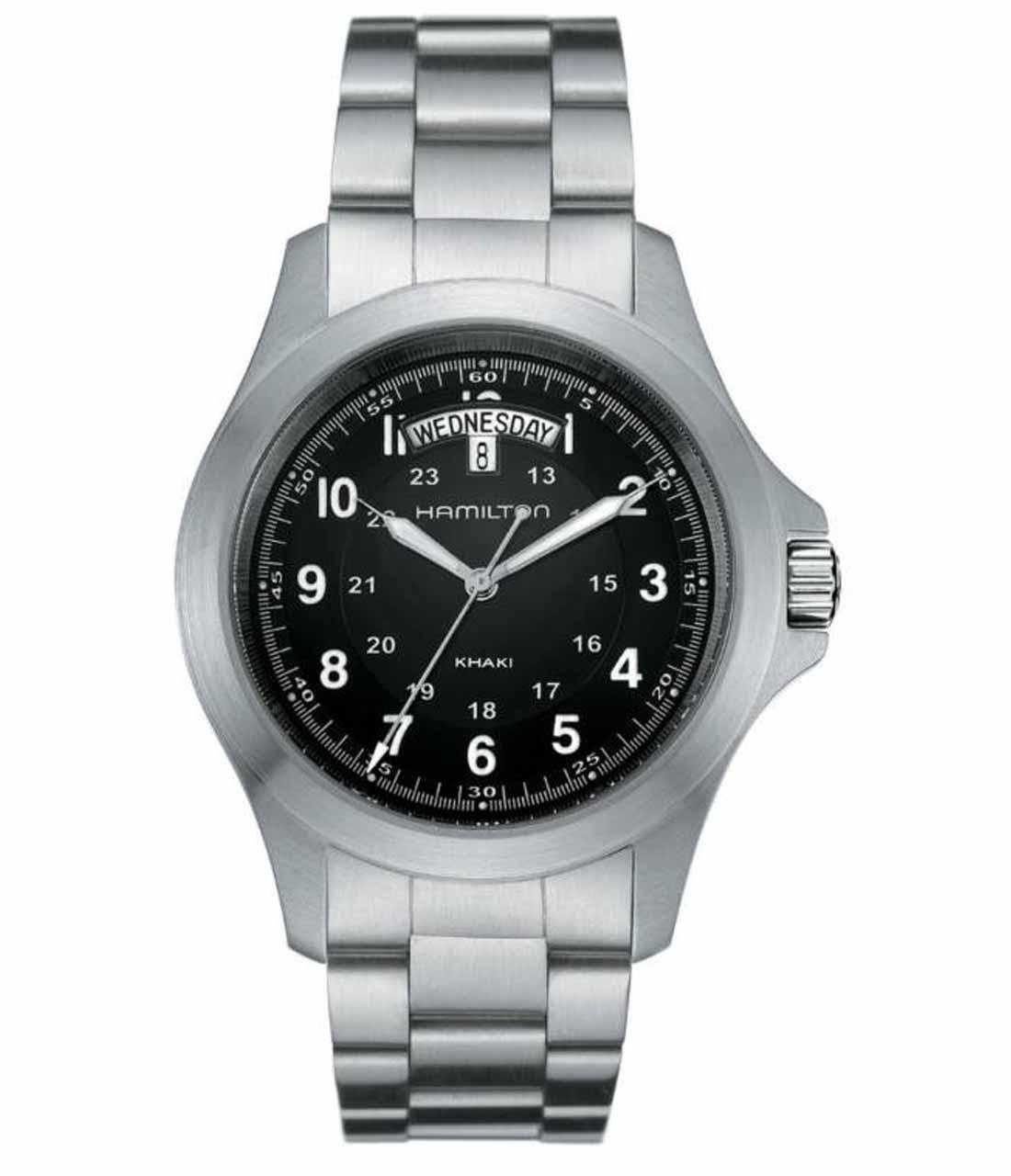 часы Hamilton Khaki King