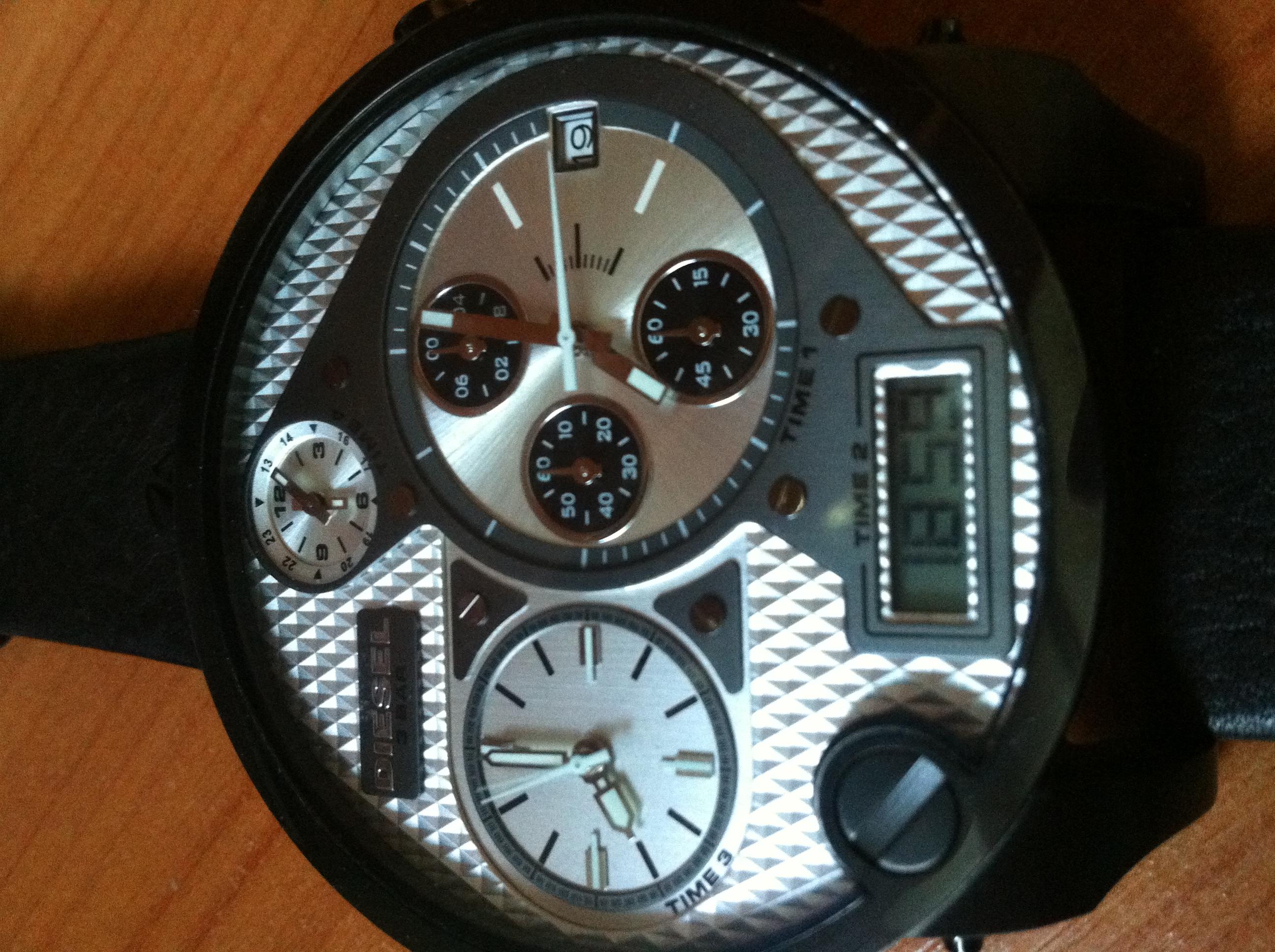 часы Diesel DZ-7126