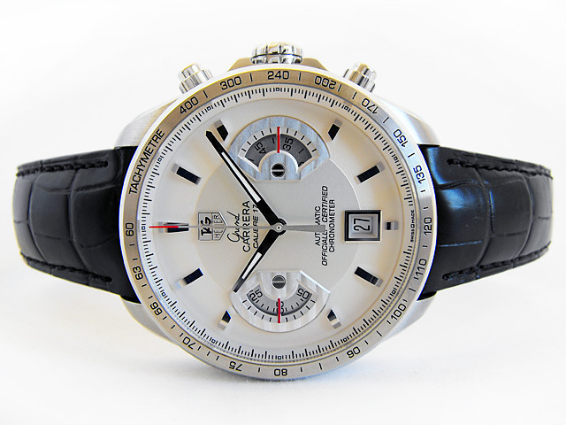 ���� TAG Heuer Tag Heuer Grand Carrera Caliber 17