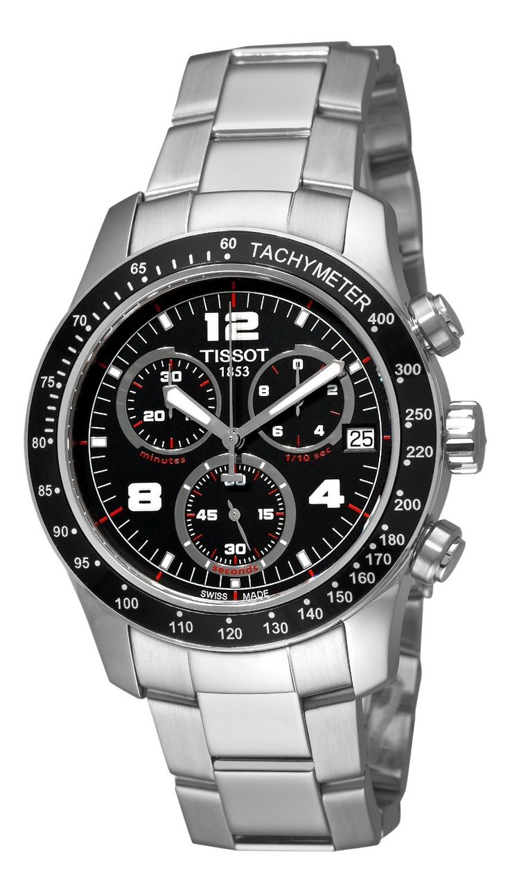 часы Tissot T039.417.11.057.00 T-Sport V8 Quartz Chronograph