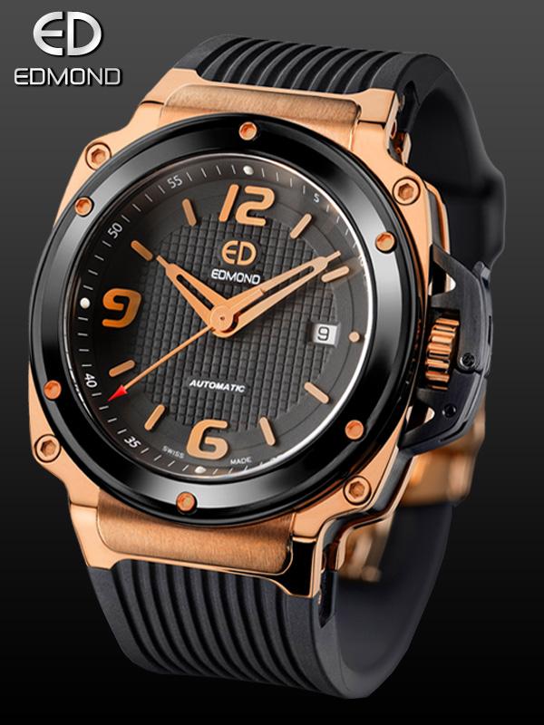 часы Edmond Cap-Horn collection