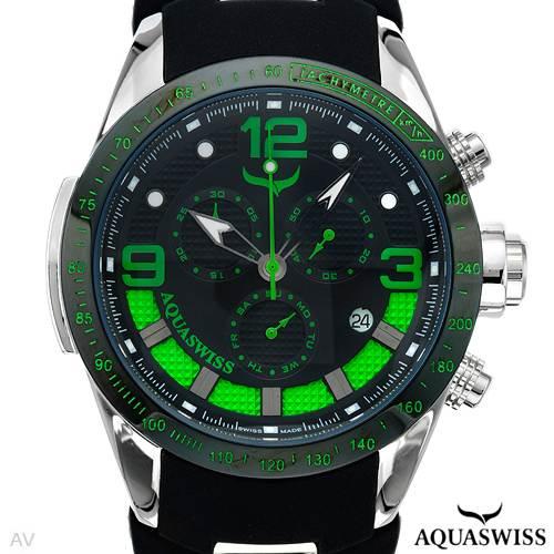 часы Aquaswiss Chronograph