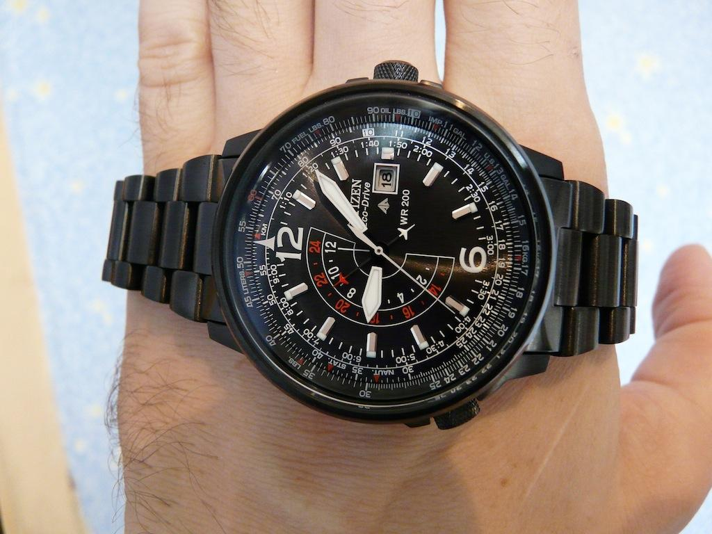 часы Citizen Nighthawk