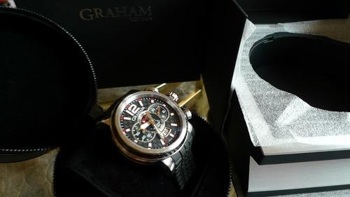 часы Graham LUFFIELD