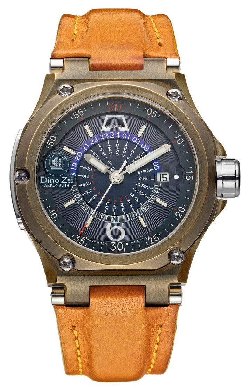 часы Anonimo Aeronautica bronzo