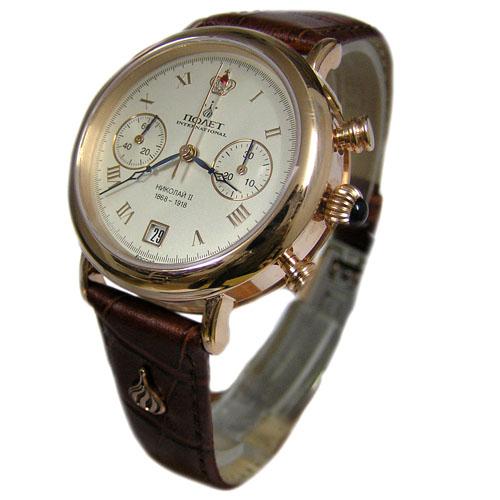 часы Poljot Nicolai-II