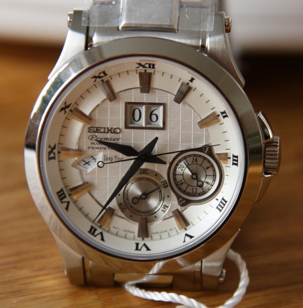 часы Seiko SNP001P1