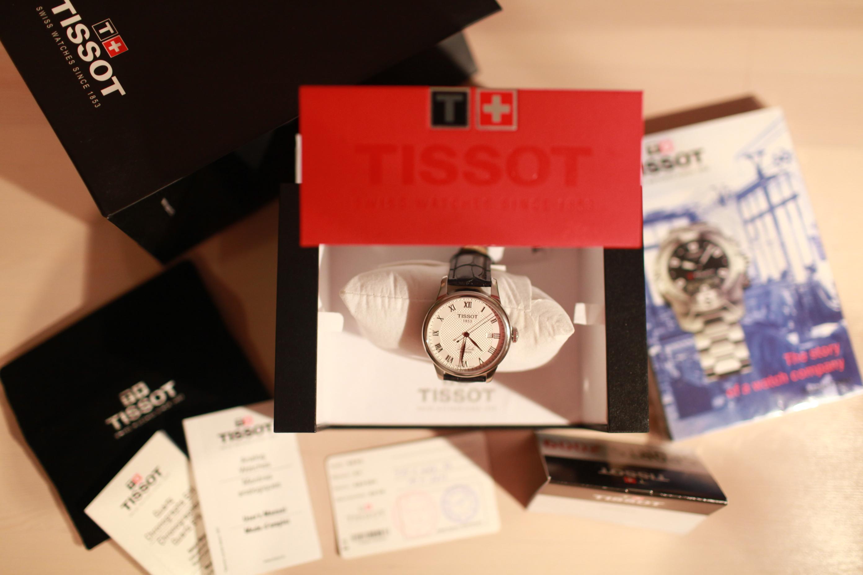 часы Tissot T41.1.423.33
