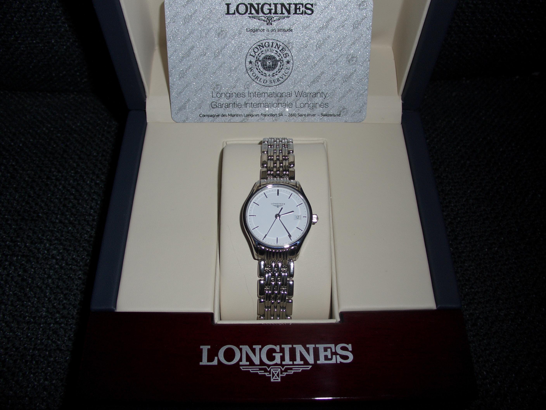 часы Longines Lyre L4.259.4.12.6