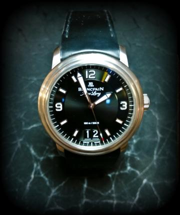 часы Blancpain Blancpain Leman Aqua Lung
