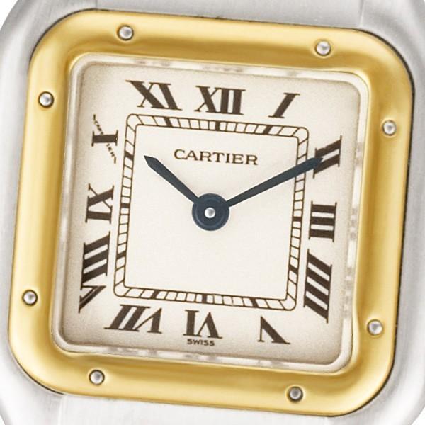часы Cartier Cartier Panthère с 18-каратным жёлтым золотом W25029B6