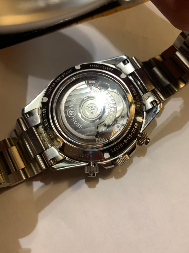 часы Bell & Ross Хронограф