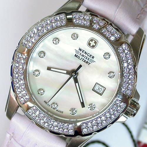 часы Wenger Wenger & Swarovski Crystal