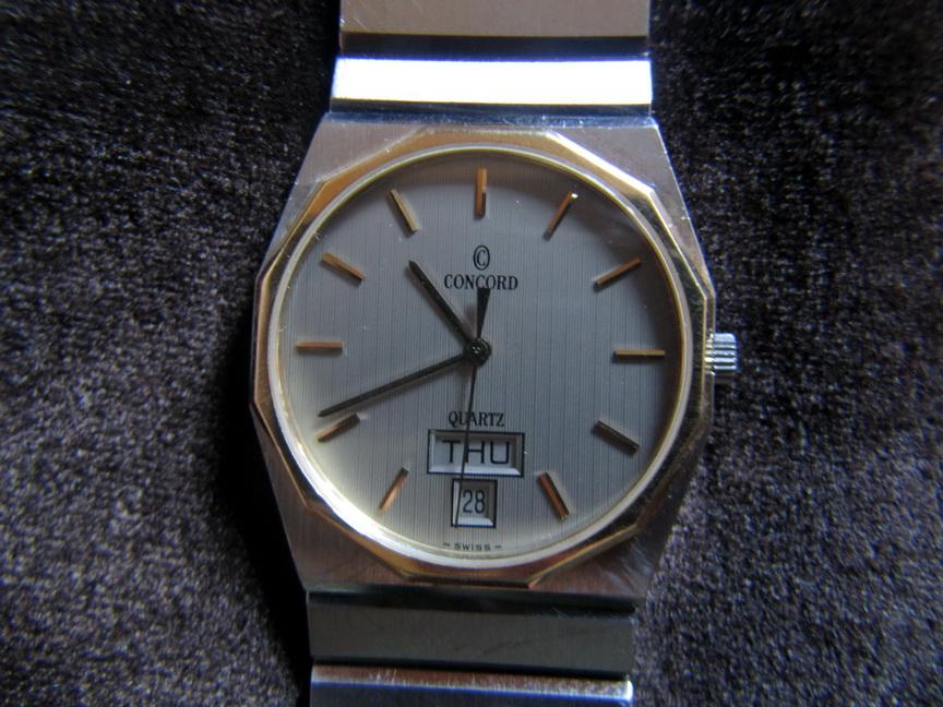 часы Concord Mariner SG