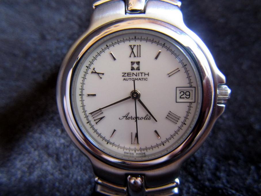часы Zenith Acropolis