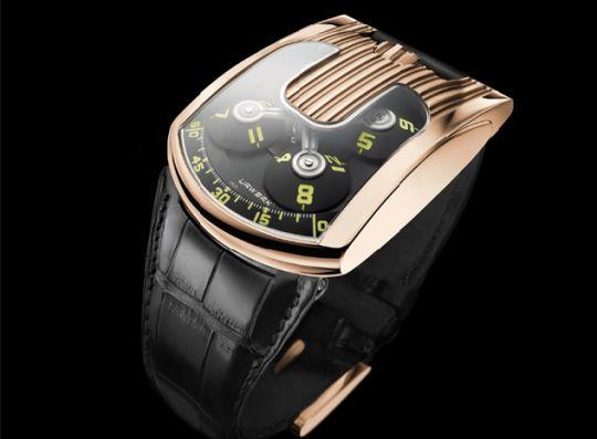 часы Urwerk UR-103 Art Deco