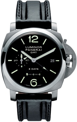 часы Panerai Luminor 1950 8 days GMT 44mm