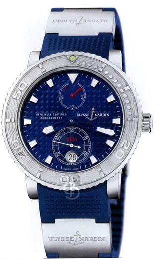 часы Ulysse Nardin Ulysse Nardin Marine Diver Chronometer Blue Max