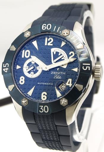 часы Zenith Defy Classic Elite Sea