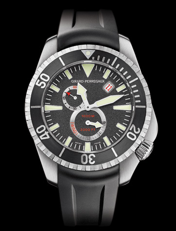 часы Girard Perregaux Sea Hawk