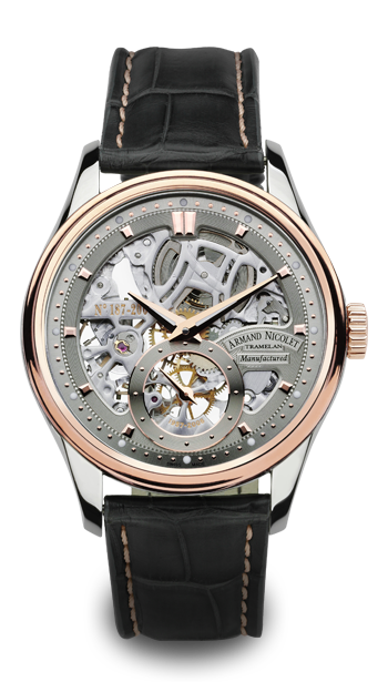 часы Armand Nicolet Skeleton LS8
