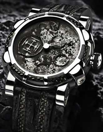 часы Romain Jerome Steel Mood
