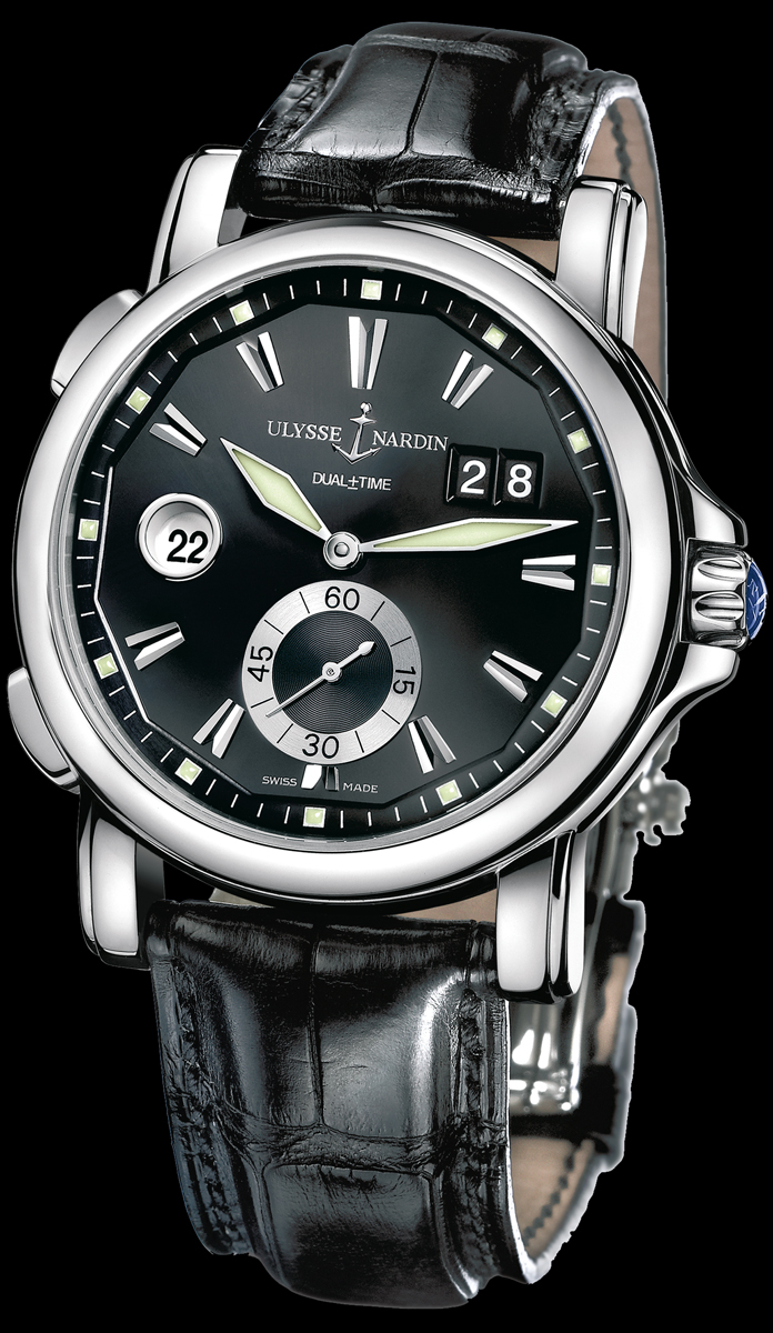 часы Ulysse Nardin GMT Big Date