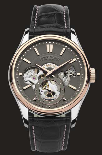часы Armand Nicolet L08 Small Seconds