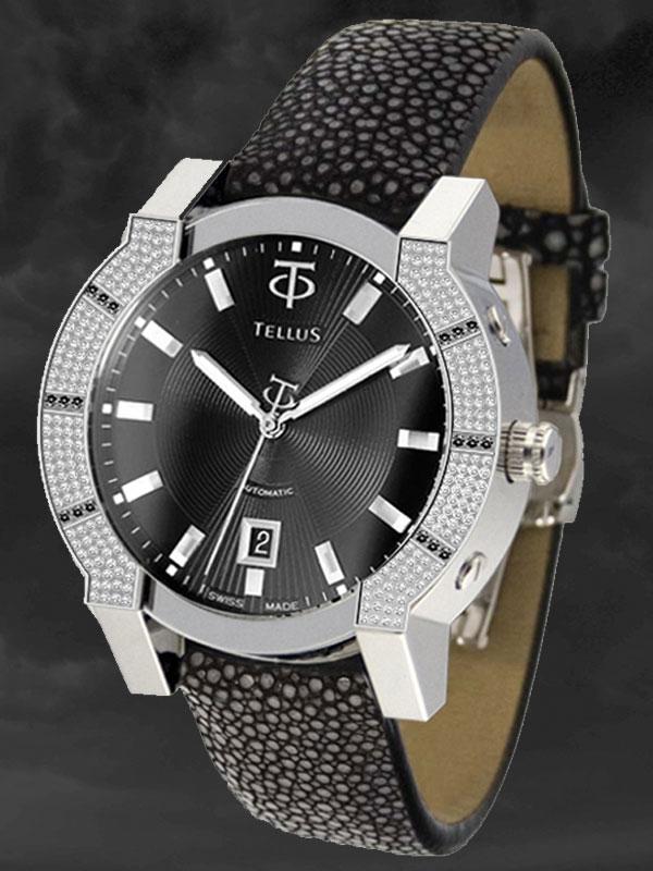 часы Tellus Diamond Discoverer 46