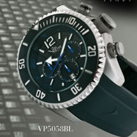 часы V.I.P. Time Magnum Titanium
