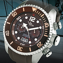 часы V.I.P. Time Magnum Chronograph
