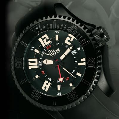 часы V.I.P. Time Magnum GMT