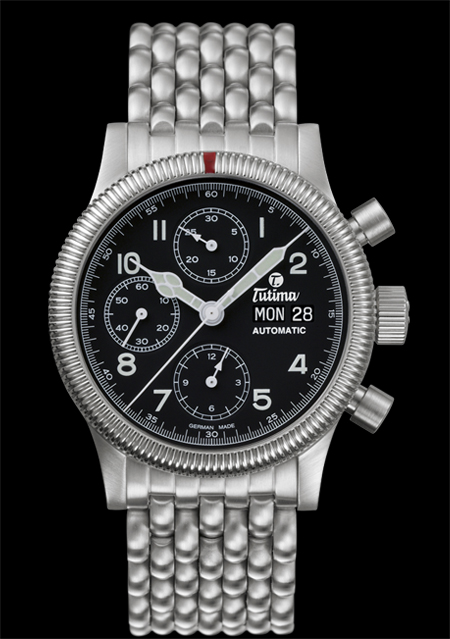 ���� Tutima The Flieger Chronograph F2