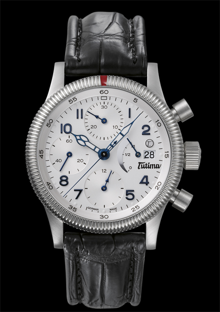 часы Tutima The Flieger Chronograph F2 PR