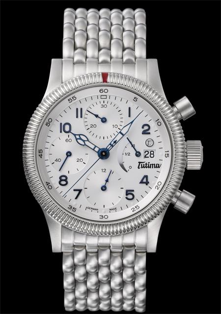 часы Tutima The Flieger Chronograph F2 PR