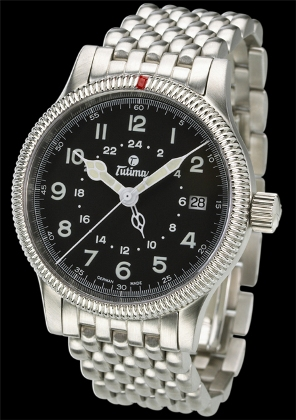 часы Tutima The Flieger GMT & UTC