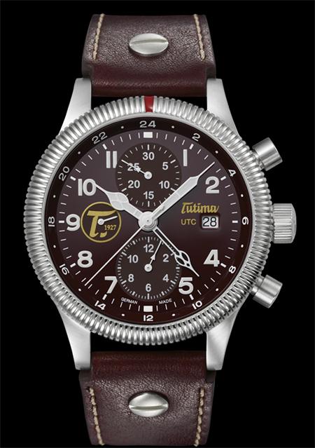часы Tutima The Grand Classic Havana